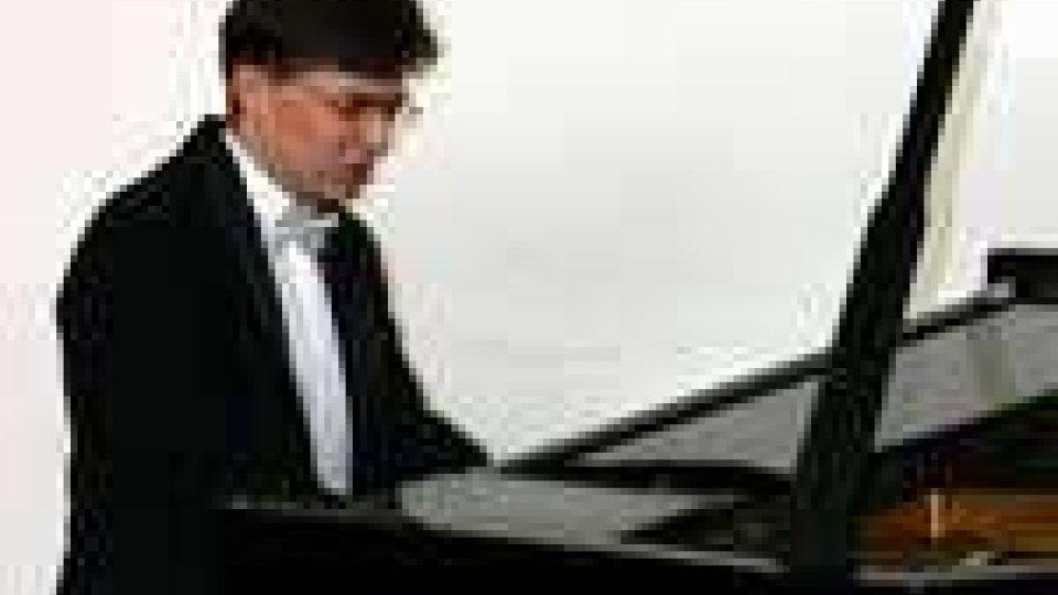All'Ambasciata italiana di San Marino il concerto pianistico di Brakhman