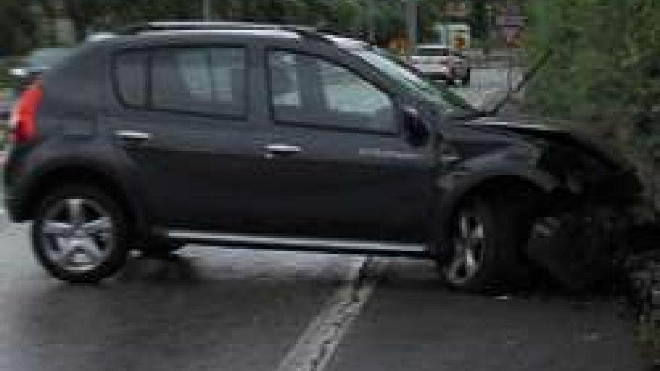 Riprese dell'incidenteIncidente in superstrada a San Marino