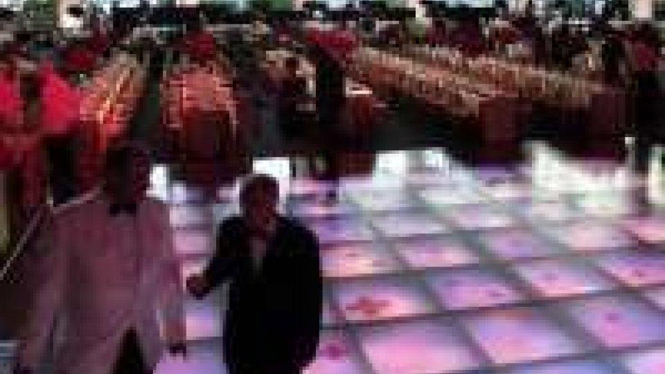 Montecarlo: il Gala della Croce Rossa, Ramazzotti tra le star della serata