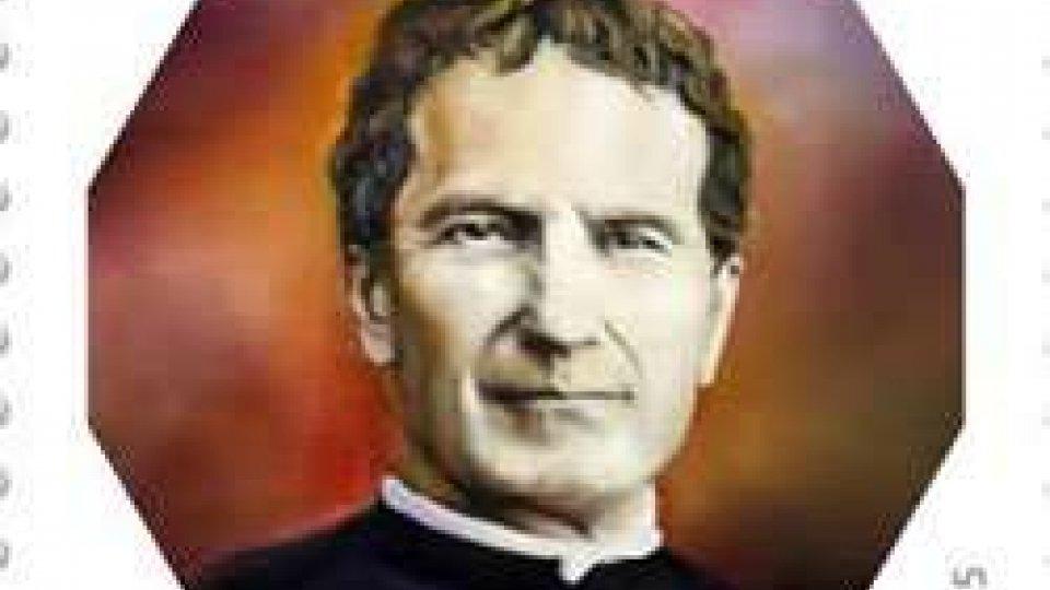 L'Ufficio Filatelico celebra il bicentenario della nascita di Don Bosco