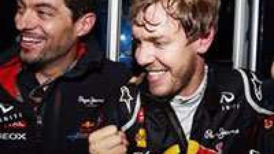 Sebastian Vettel Campione del MondoF1: mondiale a Vettel, è il terzo consecutivo