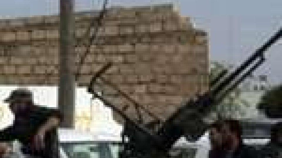 """Libia. Il capo dell'esercito: """"Fase di grandi problemi"""""""