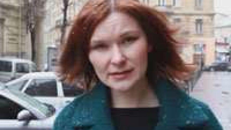 Ancora violenze in Ucraina: la corrispondenza di Viktoria PolishchukAncora violenze in Ucraina: la corrispondenza di Viktoria Polishchuk