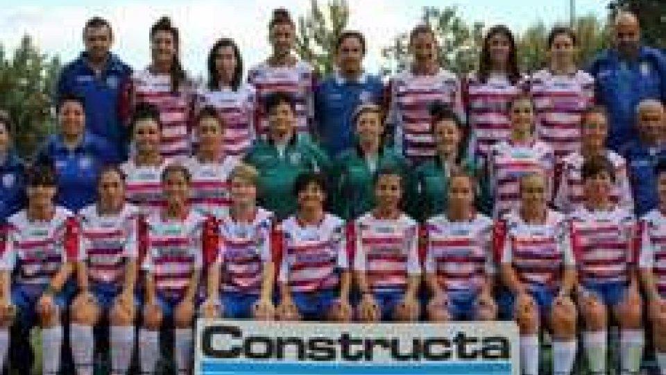 Serie C femminile: sotto l'albero il regalo dell'Olimpia Forlì (Foto fonte: www.olimpiaforli.com)