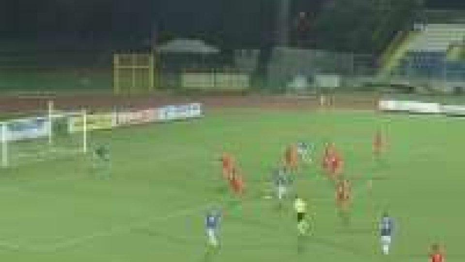 Coppa Italia: San Marino fuori con dignità