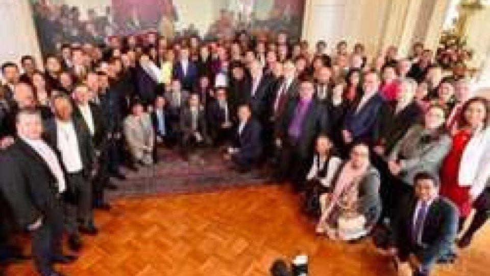 Bahai: il contributo delle fedi alla pace esaminato al Palazzo presidenziale in Colombia