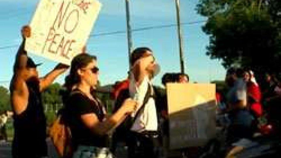 USA: 100 attivisti arrestati in Minnesota