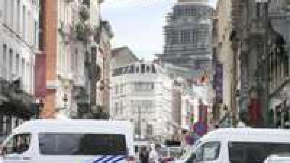 Strage Bruxelles, killer ripreso da una telecamera