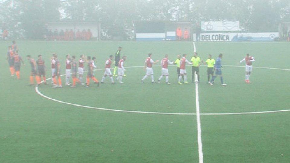 Folgore - Pennarossa 3-0Campionato Sammarinese: Folgore - Pennarossa 3-0