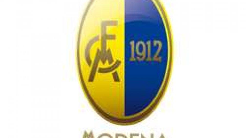 Serie C: Caliendo passa la mano, il Modena è salvoSerie C: Caliendo passa la mano, il Modena è salvo