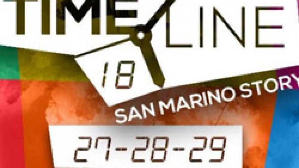 Meno 7 giorni a TIMELINE 'San Marino Story', l'evento imperdibile dell'estate 2018 della Repubblica di San Marino