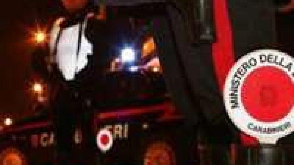 Maxi operazione sicurezza dei carabinieri di Rimini