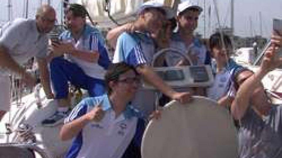 """Special Olympics, al via il """"Progetto Vela"""" alla darsena di RiminiSpecial Olympics, al via il """"Progetto Vela"""" alla darsena di Rimini"""