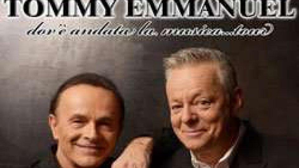 """San Marino Estate: Dodi Battaglia e Tommy Emmanuel in  """"Dov'è andata la musica"""""""