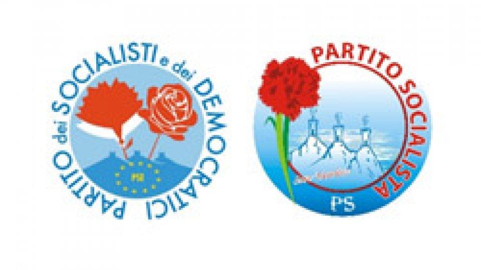 Partito dei Socialisti e dei Democratici e Partito Socialista