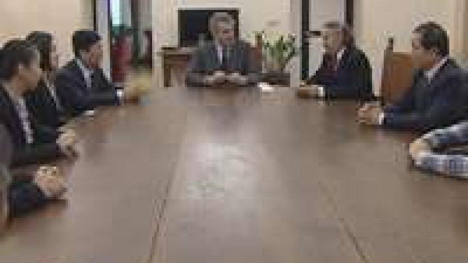 San Marino – Cina: siglato un accordo per l'apertura sul Titano di un Istituto ConfucioSan Marino – Cina: siglato un accordo per l'apertura sul Titano di un Istituto Confucio