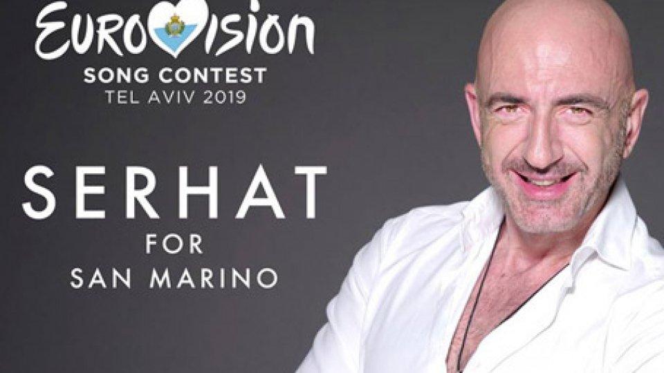 SerhatEurovision 2019: Serhat rappresenterà San Marino a Tel Aviv