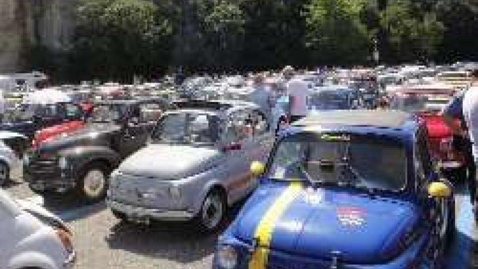 18° Raduno Fiat 500: aperte le iscrizioni