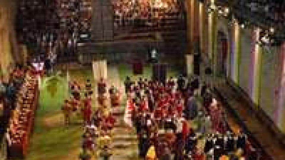 Giornate Medioevali: solito grande successo