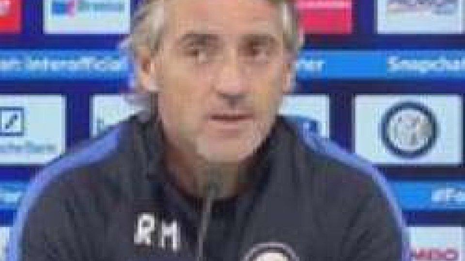 Seria A: attesa per Sampdoria - InterInterviste a Roberto Mancini e Walter Zenga