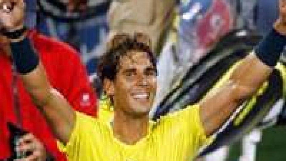 Cincinnati: Nadal in finale contro Isner