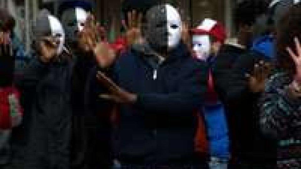 """Rimini: flash Mob """"No al Razzismo"""", Scout e Papa Giovanni"""
