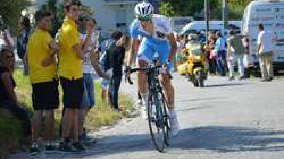 Michael AntonelliAntonelli protagonista agli Europei di Ciclismo