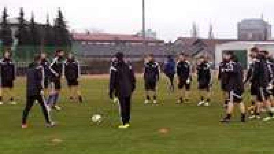 Primo allenamento per la Nazionale in Slovenia, la novità è TomassiniPrimo allenamento per la Nazionale in Slovenia, la novità è Tomassini
