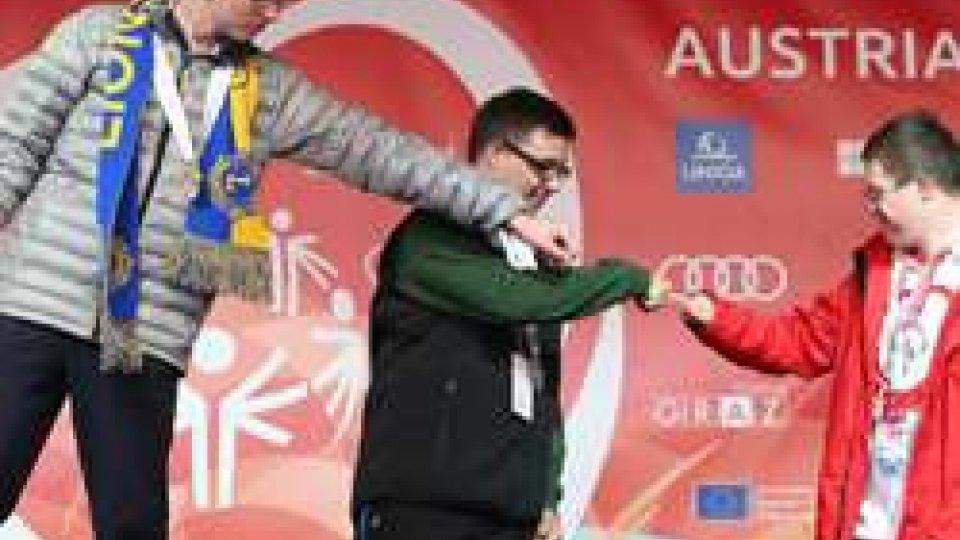 Special Olympics: due bronzi che valgono oroSpecial Olympics: due bronzi che valgono oro