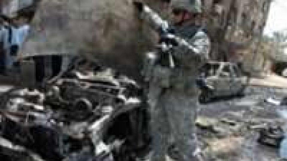 Iraq: attentati con otto autobombe
