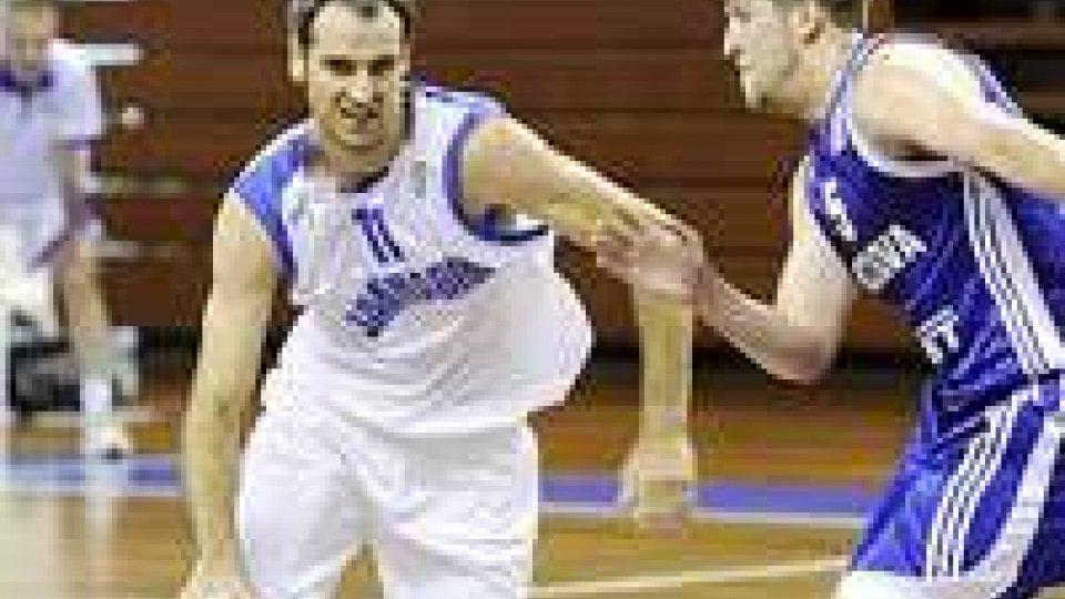 Basket: Europei dei Piccoli Stati, San Marino sconfitto 83-47 da Andorra