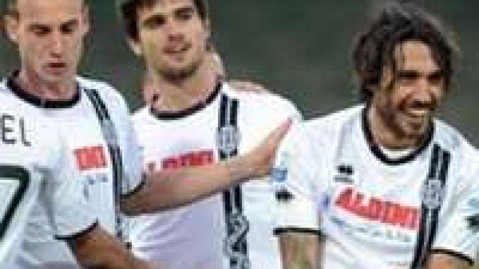 Serie B: Reggina-Cesena 1-2