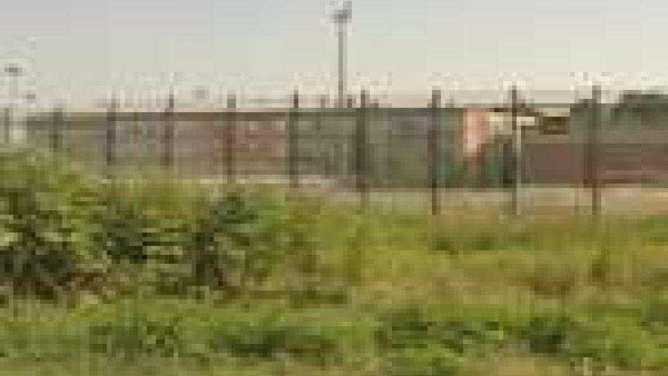Il carcere dei Casetti di Rimini