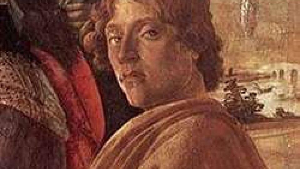 Il pittore Sandro Botticelli
