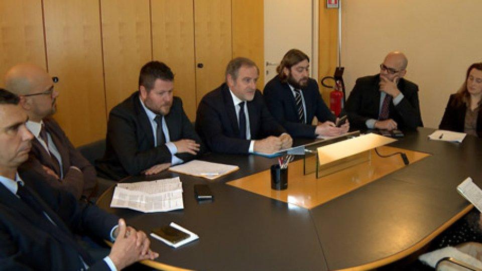 Conferenza stampa opposizioneFMI: l'opposizione chiede che a quel tavolo sieda anche l'Italia