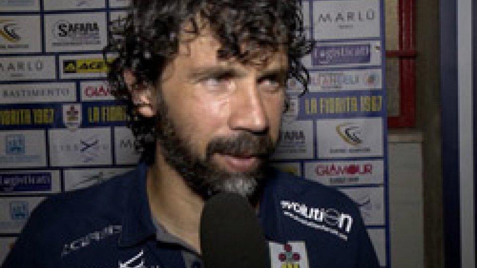 """Damiano TommasiLa Fiorita, Tommasi: """"Bravi a compattarci e a reagire alle difficoltà"""""""