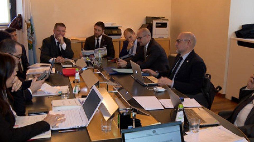 Il congresso allargato ai Capitani Reggenti elettiIl Gruppo EFTA del Consiglio Ue a San Marino dal 20 al 22 marzo