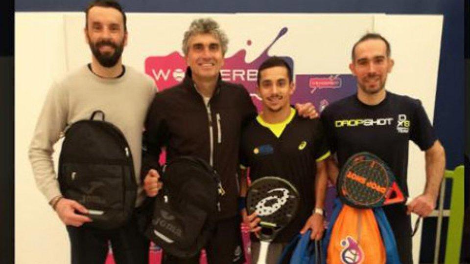 A San Marino la terza tappa del circuito Sidespin di Padel Tennis