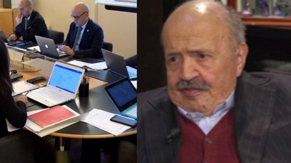 Congresso di Stato Maurizio Costanzo