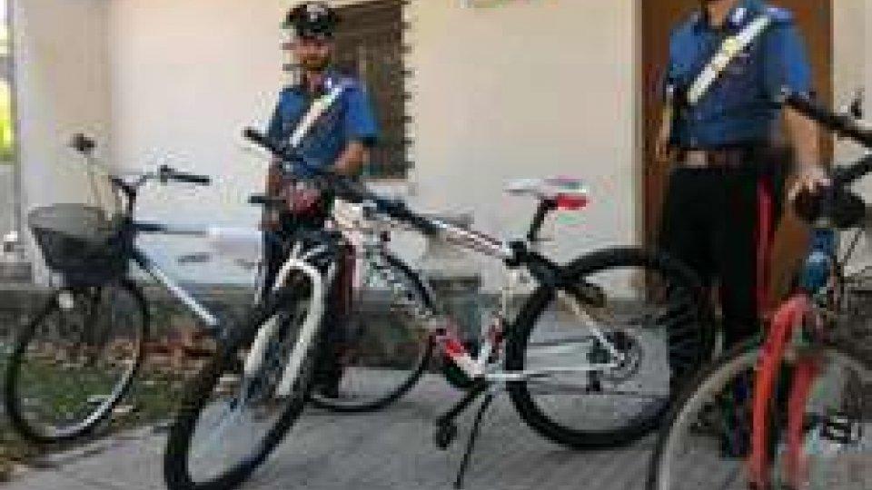 Rimini: Stroncato traffico di bici rubate a Miramare