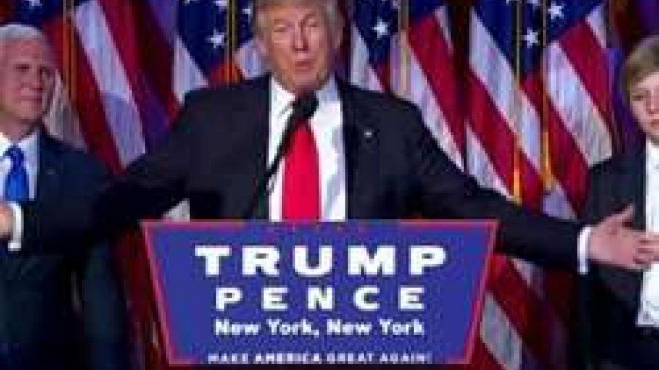 Elezioni 2016, vittoria di Trump. Le prime reazioni