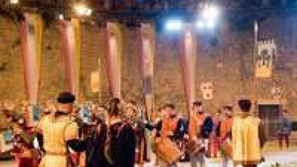 Giornate Medioevali: primo bilancio positivo