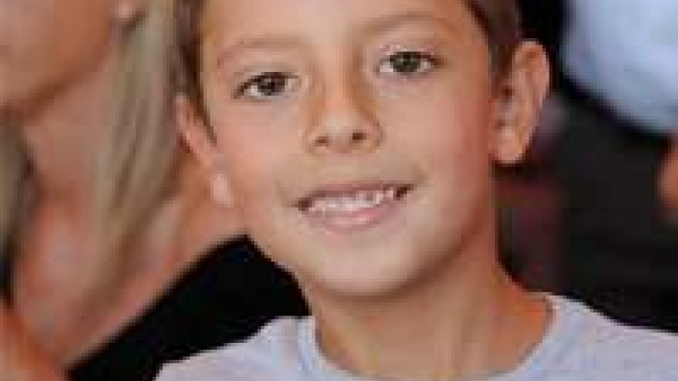 Salvatore, 8 anni, vince la tombola del 3 settembre