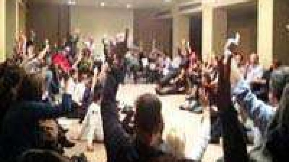 M5S: oggi l'incontro degli eletti con Grillo