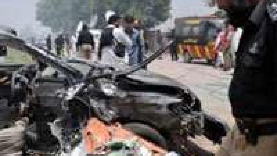 Pakistan, esplosione al mercato di Salarzai: 9 morti e 20 feriti