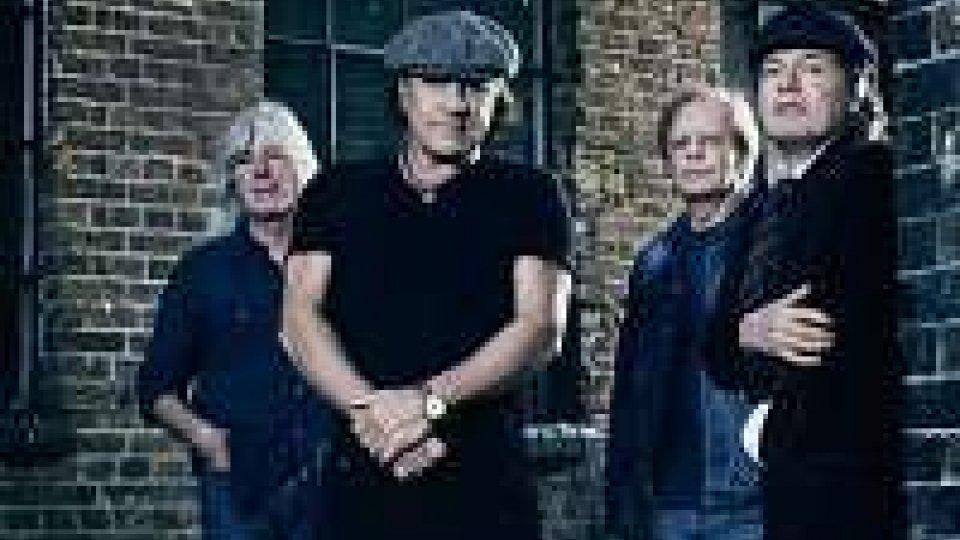 Sito e app per concerto degli AC/DC a Imola