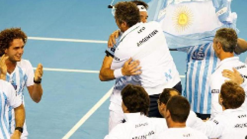Coppa Davis, la finale è Croazia-Argentina