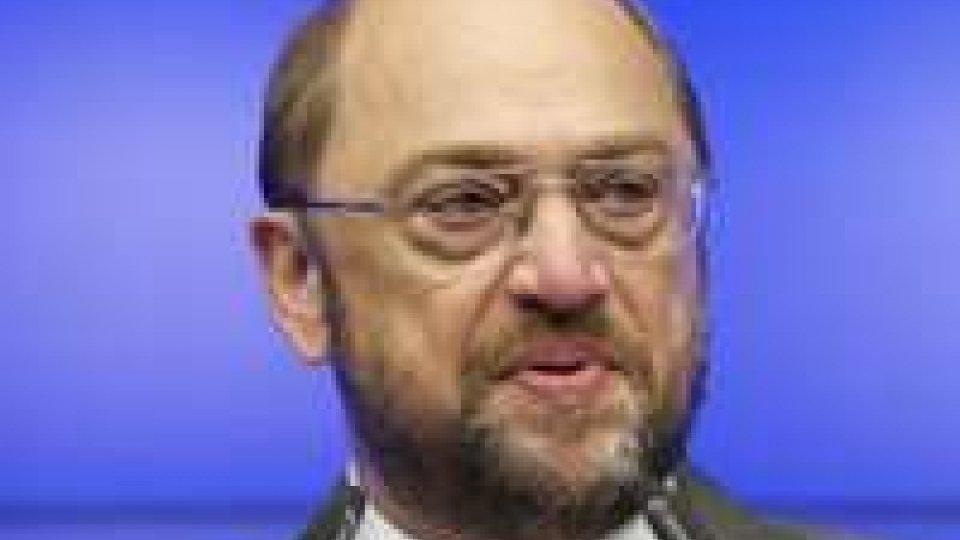 """Meeting, Schult: """"Capisco Letta e Napolitano, ma la crisi si vince insieme""""."""