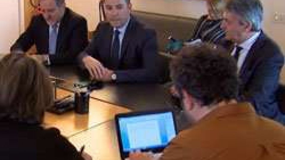 Morganti, Lonfernini e VenturiniIl Congresso si esprime sui referendum, il parere del Segretario Lonfernini