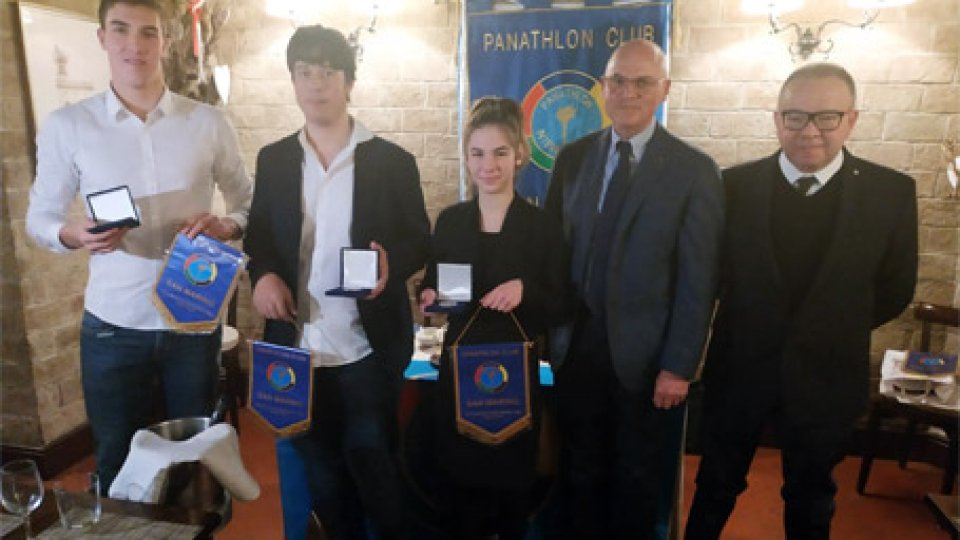 I Giochi Olimpici Giovanili raccontati al Panathlon Club
